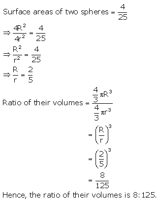RS Aggarwal Solutions Class 10 Chapter 19 Volume and Surface Areas of Solids Ex 19d 16