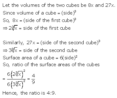 RS Aggarwal Solutions Class 10 Chapter 19 Volume and Surface Areas of Solids Ex 19d 6