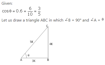 RS Aggarwal Solutions Class 10 Chapter 5 Trigonometric Ratios Ex 5 15