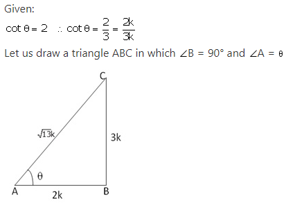 RS Aggarwal Solutions Class 10 Chapter 5 Trigonometric Ratios Ex 5 37