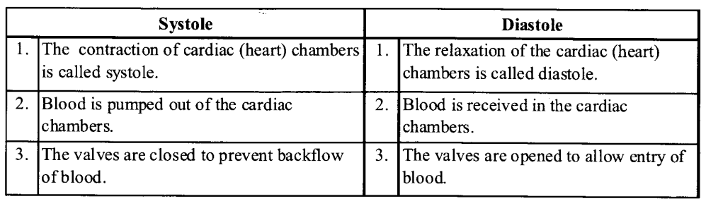 NCERT Solutions for Class 11 Biology Chapter 18 Body Fluids and Circulation 4