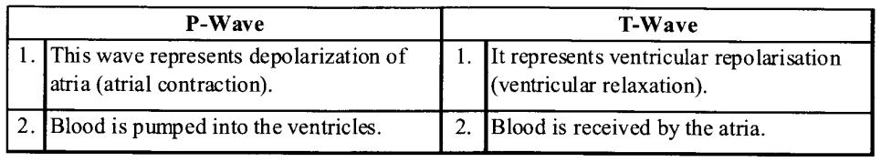 NCERT Solutions for Class 11 Biology Chapter 18 Body Fluids and Circulation 5