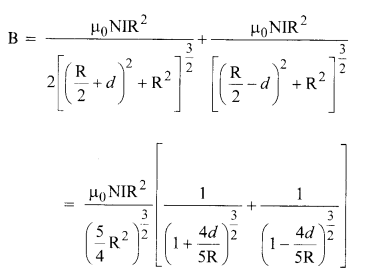 NCERT Solutions for Class 12 Physics Chapter 4 Moving Charges and Magnetism 18