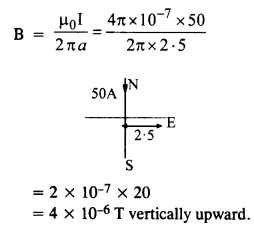 NCERT Solutions for Class 12 Physics Chapter 4 Moving Charges and Magnetism 3
