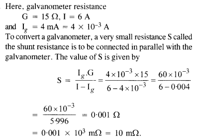 NCERT Solutions for Class 12 Physics Chapter 4 Moving Charges and Magnetism 34