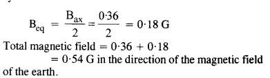 NCERT Solutions for Class 12 Physics Chapter 5 Magnetism and Matter 11
