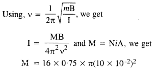 NCERT Solutions for Class 12 Physics Chapter 5 Magnetism and Matter 6