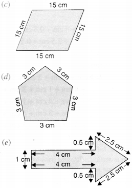NCERT Solutions for Class 6 Maths Chapter 10 Mensuration 2