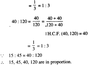 NCERT Solutions for Class 6 Maths Chapter 12 Ratio and Proportion 33