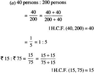 NCERT Solutions for Class 6 Maths Chapter 12 Ratio and Proportion 41