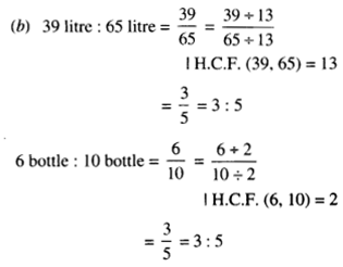 NCERT Solutions for Class 6 Maths Chapter 12 Ratio and Proportion 49