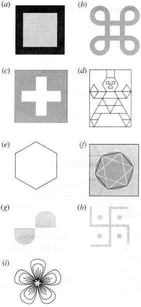 NCERT Solutions for Class 6 Maths Chapter 13 Symmetry 18