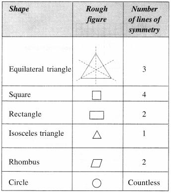 NCERT Solutions for Class 6 Maths Chapter 13 Symmetry 24