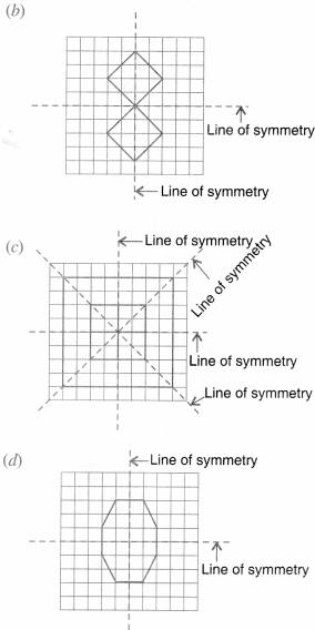 NCERT Solutions for Class 6 Maths Chapter 13 Symmetry 34