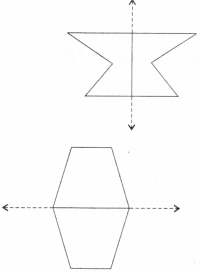 NCERT Solutions for Class 6 Maths Chapter 13 Symmetry 38
