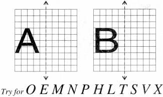 NCERT Solutions for Class 6 Maths Chapter 13 Symmetry 52