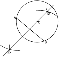 NCERT Solutions for Class 6 Maths Chapter 14 Practical Geometry 21