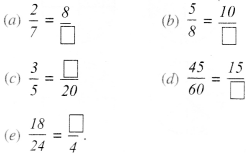 NCERT Solutions for Class 6 Maths Chapter 7 Fractions 26