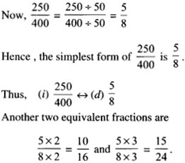 NCERT Solutions for Class 6 Maths Chapter 7 Fractions 47