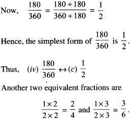 NCERT Solutions for Class 6 Maths Chapter 7 Fractions 50