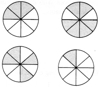 NCERT Solutions for Class 6 Maths Chapter 7 Fractions 53