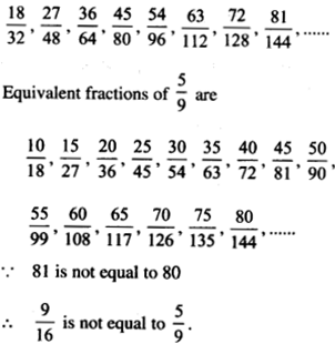 NCERT Solutions for Class 6 Maths Chapter 7 Fractions 80