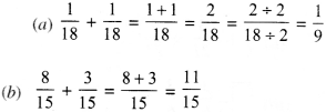NCERT Solutions for Class 6 Maths Chapter 7 Fractions 88