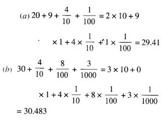 NCERT Solutions for Class 6 Maths Chapter 8 Decimals 21