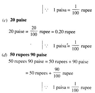 NCERT Solutions for Class 6 Maths Chapter 8 Decimals 24