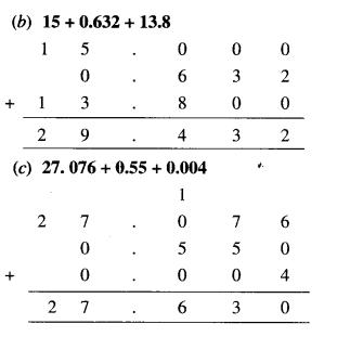 NCERT Solutions for Class 6 Maths Chapter 8 Decimals 37
