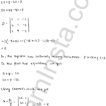 RD Sharma Class 12 Solutions Chapter 6 Determinants Ex 6.5 1.1