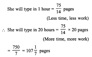 RD Sharma Class 8 Solutions Chapter 11 Time and Work Ex 11.1 21