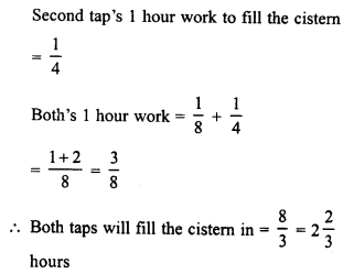 RD Sharma Class 8 Solutions Chapter 11 Time and Work Ex 11.1 25