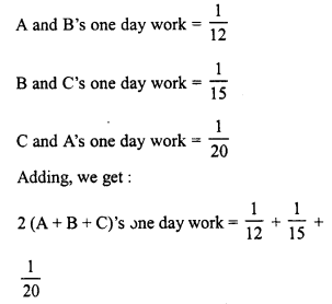 RD Sharma Class 8 Solutions Chapter 11 Time and Work Ex 11.1 6