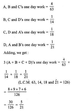 RD Sharma Class 8 Solutions Chapter 11 Time and Work Ex 11.1 8