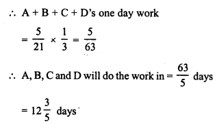 RD Sharma Class 8 Solutions Chapter 11 Time and Work Ex 11.1 9