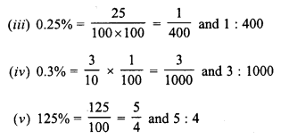 RD Sharma Class 8 Solutions Chapter 12 PercentageEx 12.1 4