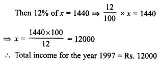 RD Sharma Class 8 Solutions Chapter 12 PercentageEx 12.2 11