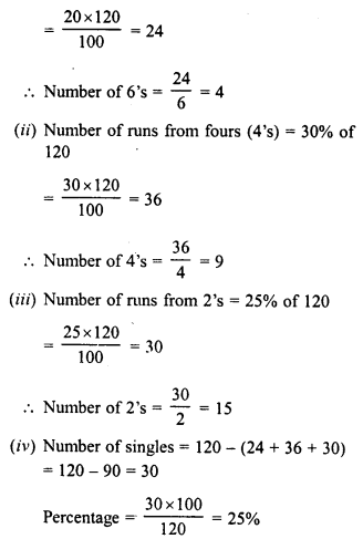RD Sharma Class 8 Solutions Chapter 12 PercentageEx 12.2 9