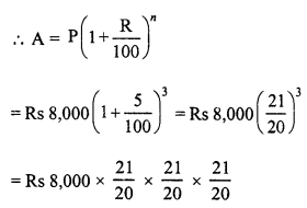 RD Sharma Class 8 Solutions Chapter 14 Compound InterestEx 14.2 37