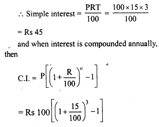 RD Sharma Class 8 Solutions Chapter 14 Compound InterestEx 14.3 7