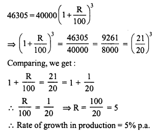 RD Sharma Class 8 Solutions Chapter 14 Compound InterestEx 14.4 8