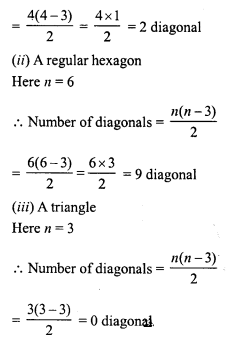 RD Sharma Class 8 Solutions Chapter 15 Understanding Shapes I Ex 15.1 9