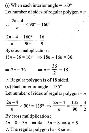 RD Sharma Class 8 Solutions Chapter 16 Understanding Shapes II Ex 16.1 12