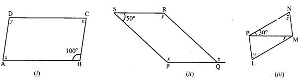 RD Sharma Class 8 Solutions Chapter 17 Understanding Shapes III Ex 17.1 3
