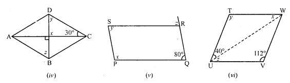 RD Sharma Class 8 Solutions Chapter 17 Understanding Shapes III Ex 17.1 4