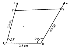 RD Sharma Class 8 Solutions Chapter 18 Practical GeometryEx 18.4 3