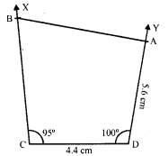 RD Sharma Class 8 Solutions Chapter 18 Practical GeometryEx 18.4 4