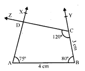 RD Sharma Class 8 Solutions Chapter 18 Practical GeometryEx 18.5 1