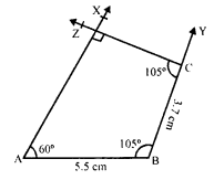 RD Sharma Class 8 Solutions Chapter 18 Practical GeometryEx 18.5 2